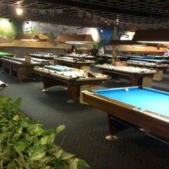 Photo taken at Shoreline Billiards by Jon W. on 10/29/2012