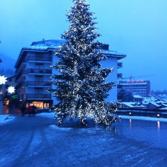 Photo taken at Courmayeur by Massimiliano D. on 1/29/2015