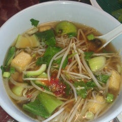 Photo taken at Pho 43 by Jessica S. on 1/25/2013