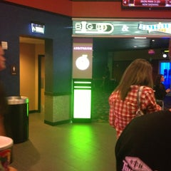 Photo taken at Carmike Cinema Patriot 12 by Willie H. on 5/5/2013