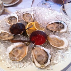 Photo taken at Balthazar by Alisa P. on 10/15/2012