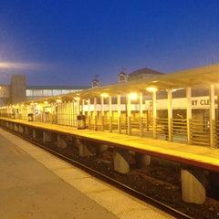 Photo taken at LIRR - Ronkonkoma Station by Patrick l. on 5/10/2013