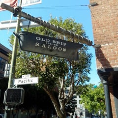 Photo taken at Old Ship Saloon by Andrey S. on 3/26/2013