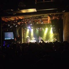 Photo taken at Mezzanine by Tivon on 5/17/2013