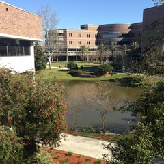 Photo taken at University of North Florida by B G. on 3/4/2013