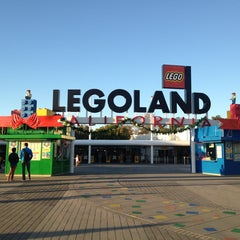 Photo taken at Legoland California by Kongpon K. on 12/23/2012