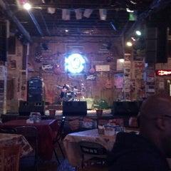 Photo taken at Ground Zero Blues Club by Gremlin on 1/31/2013