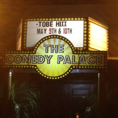 Photo taken at Comedy Palace San Diego by Scott E. on 5/11/2014