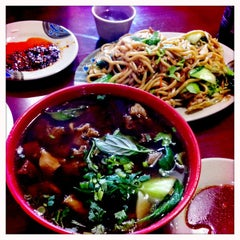 Photo taken at Lao Bei Fang by Aura M. on 3/24/2013