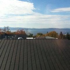 Photo taken at Joyce Hall by Brandon G. on 10/17/2012