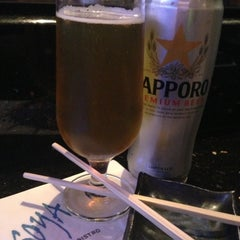 Photo taken at Soya Sushi by Scott H. on 10/17/2012