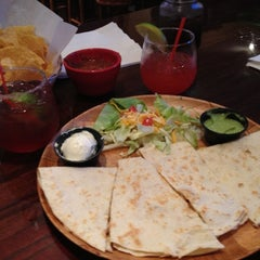 Photo taken at Pinche Taqueria by Nadine S. on 10/28/2012