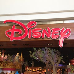 Photo taken at Disney Store by Jen K. on 3/9/2013