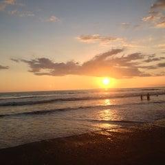 Photo taken at Jacó by Ale T. on 12/27/2012