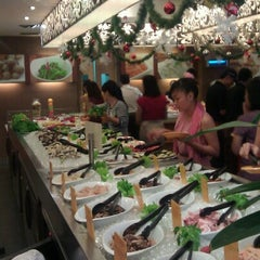 Photo taken at Seoul Garden by Bupbeu on 12/12/2012