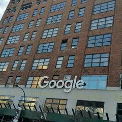 Photo taken at Google New York by Won-Kyu C. on 2/7/2016