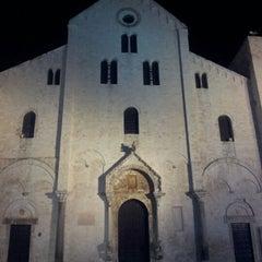 Photo taken at Basilica di San Nicola by Diletta D. on 12/22/2012