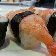 Photo taken at Wok Sushi by Elisabetta G. on 6/7/2013