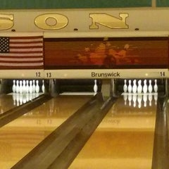 Photo taken at Donelson Bowling Center by Richard C. on 10/23/2013