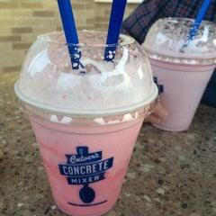 Photo taken at Culver's by Jonathan H. on 8/1/2014