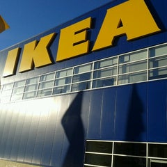 Photo taken at IKEA by Luis R. on 11/9/2012
