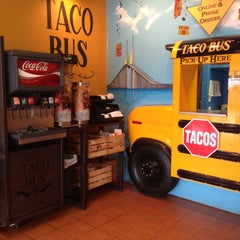 Photo taken at Taco Bus by Aaron G. on 4/20/2013