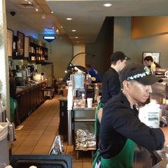 Photo taken at Starbucks by Aaron G. on 5/30/2013