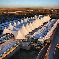 Photo taken at Denver International Airport (DEN) by Bill B. on 9/27/2013