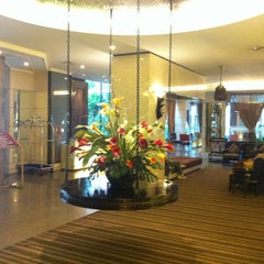 Photo taken at Sunbeam Pattaya Spa & Wellness Hotel by Дима К. on 1/31/2013