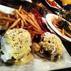 Photo taken at White Wolf Cafe & Bar by John P. on 5/18/2013