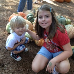 Photo taken at Uncle Bobs Pumpkin Patch by Amanda A. on 10/6/2012