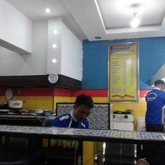 Photo taken at Martabak Bangka Anugrah Koga by yopie p. on 3/28/2014