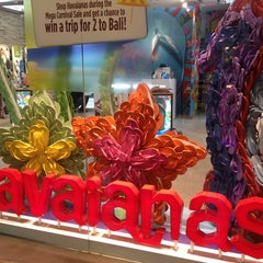 Photo taken at Havaianas by Klaas v. on 8/1/2013