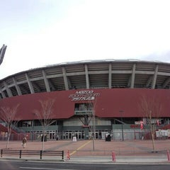 Photo taken at MAZDA Zoom-Zoom スタジアム広島 by F14A10rqlY y. on 12/24/2012