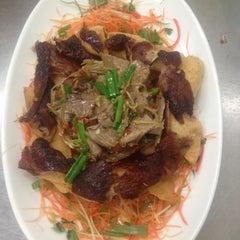 Photo taken at Viet Cafe & Restaurant by Venux X. on 10/18/2012
