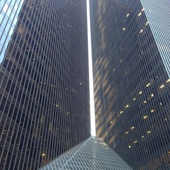 Photo taken at Pennzoil Building by CJT on 2/15/2013