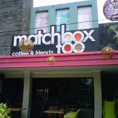 Photo taken at matchbox too by Gilang R. on 12/15/2012