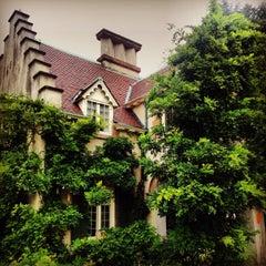 Photo taken at Sunnyside: Home of Washington Irving by Sabrina on 10/13/2014