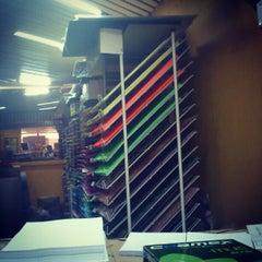 Photo taken at Librería La Academia by Polilla A. on 12/15/2012