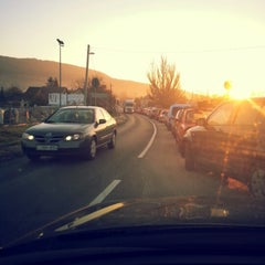 Photo taken at Auchan Pilis by László S. on 11/7/2012