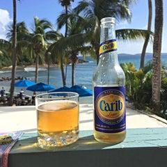 Photo taken at Bolongo Bay Beach Resort by Ken G. on 12/24/2015