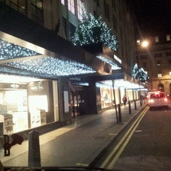 Photo taken at House of Fraser by Gary L. on 12/12/2012