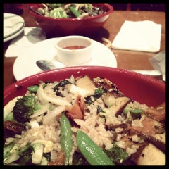 Photo taken at Pei Wei by Amy A. on 7/6/2013