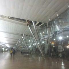 Photo taken at Sardar Vallabhbhai Patel International Airport by Kishan P. on 7/11/2013