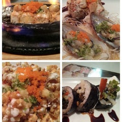 Photo taken at Hello Sushi by John W. on 7/25/2013
