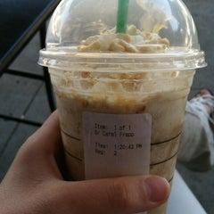 Photo taken at Starbucks by Sarah A. on 11/2/2012