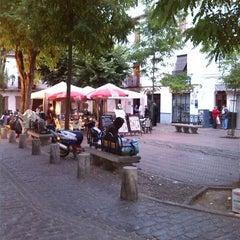 Photo taken at Plaza Larga by maria d. on 6/8/2013