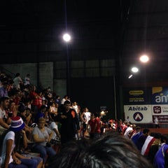 Photo taken at Club Atlético Aguada by Matias T. on 2/10/2014