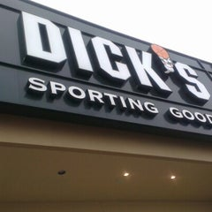 Photo taken at Dick's Sporting Goods by Brandon K. on 12/16/2012