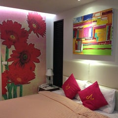 Photo taken at โรงแรมไอยรา แกรนด์ พาเลซ (Ayara Grand Palace Hotel) by SuSHi R. on 5/7/2013
